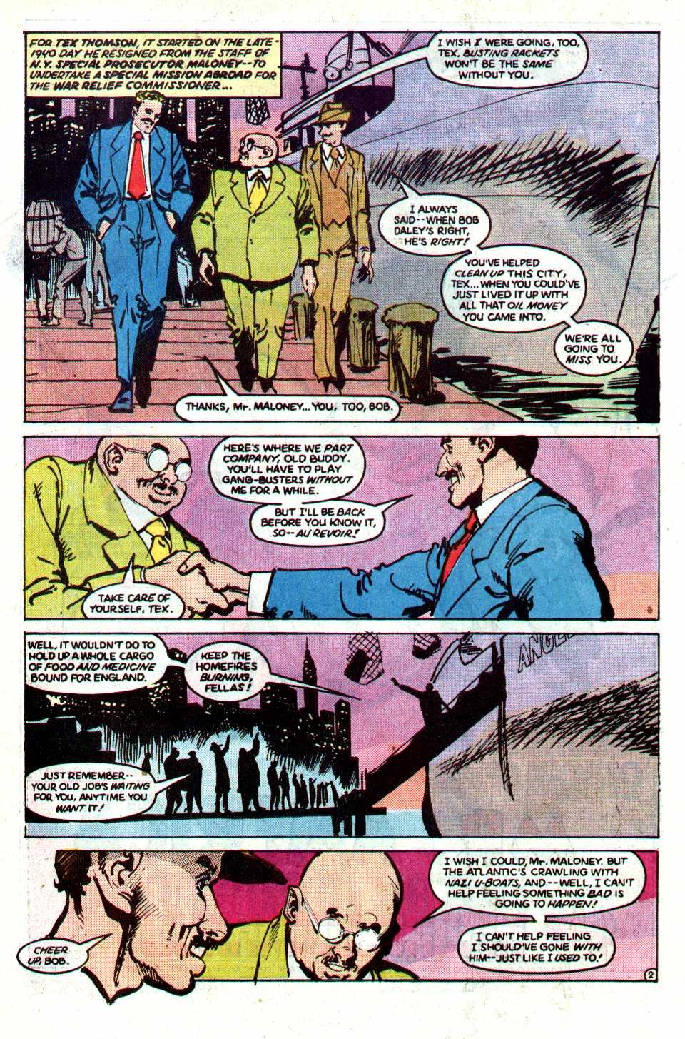 Read online Secret Origins (1986) comic -  Issue #29 - 26