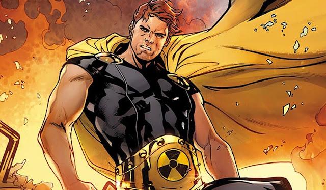 hyperion superhero mirip superman berkekuatan over power