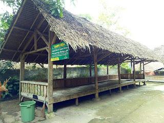 Saung Gorila Kapasitas 60 Orang, Biaya Kebersihan 50.000