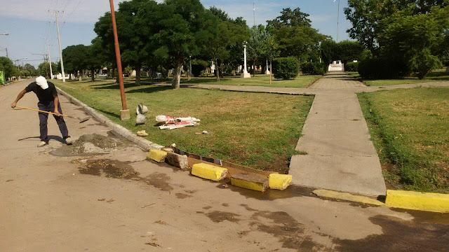 Francisco Madero: Reparaciones en la Vía Pública y Gas Natural