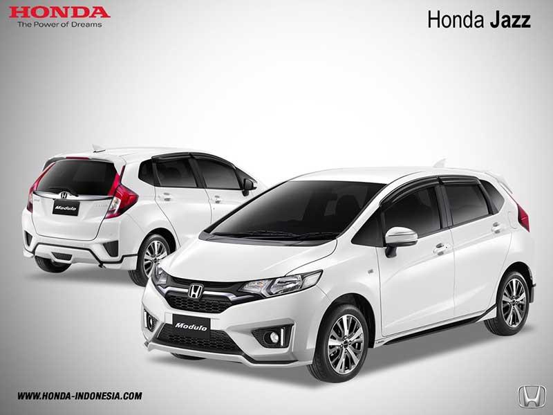 Aksesoris Honda Jazz Modulo Bandung