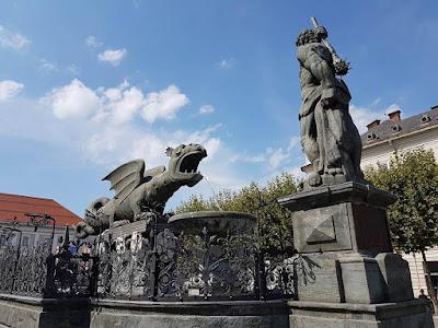 Ejderha Lindworm Klagenfurt