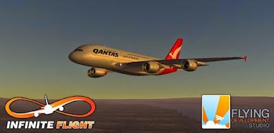 Infinite Flight Simulator MOD APK v17.12.0 Update Full Unlocked Terbaru 2017 Gratis