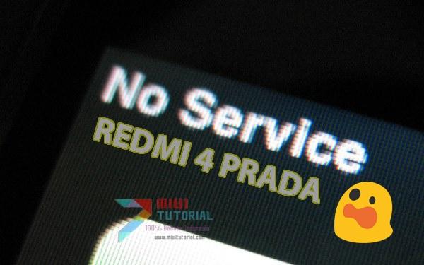 Jika Muncul Error No Service Connectivity di Xiaomi Redmi 4 Prada Kamu: Jangan Panik Dulu! Praktekkan Tutorial Cara Berikut Ini!
