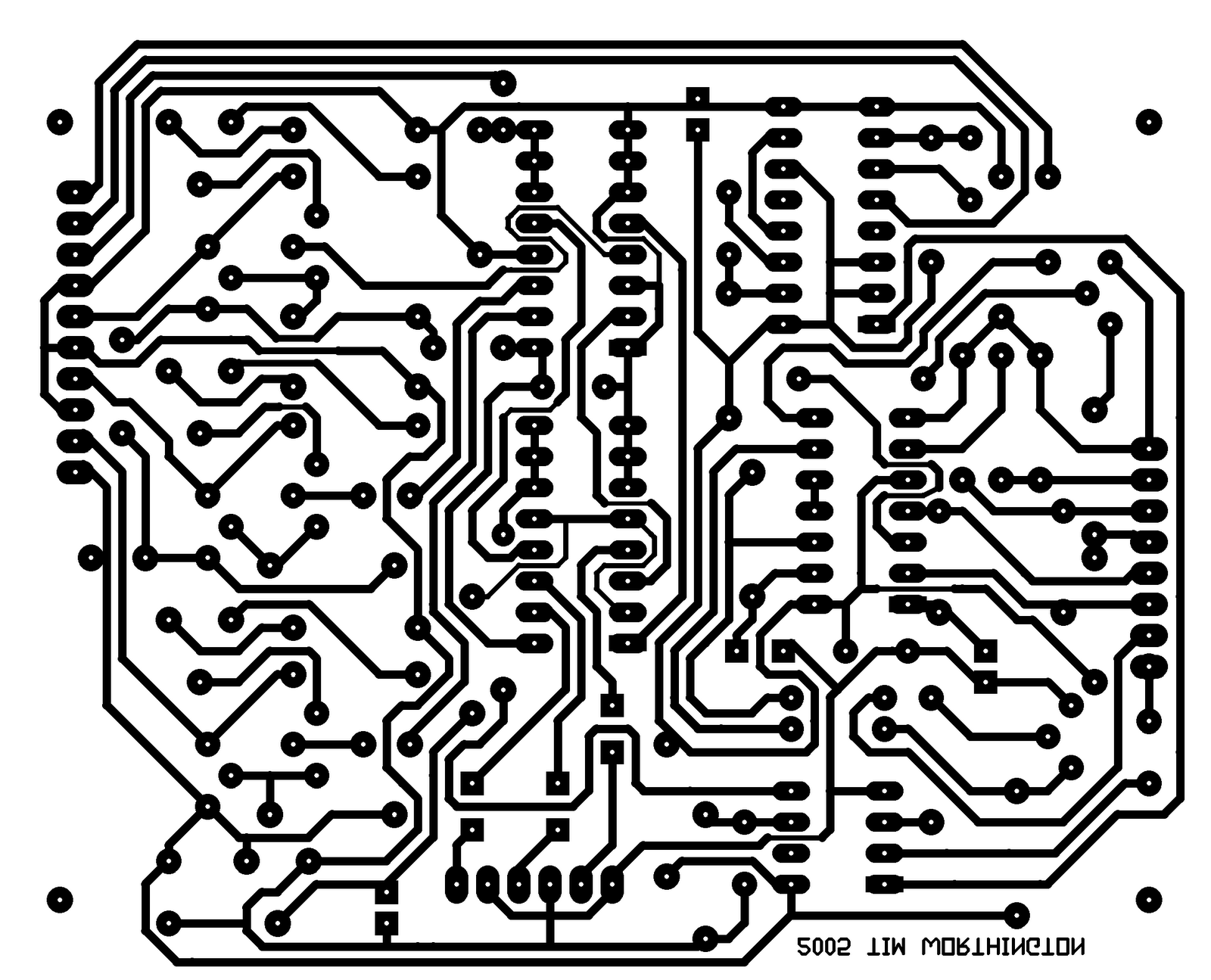Tecnologia Informatica Imagenes De Pcb