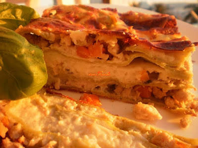 Lasagne s piletinom