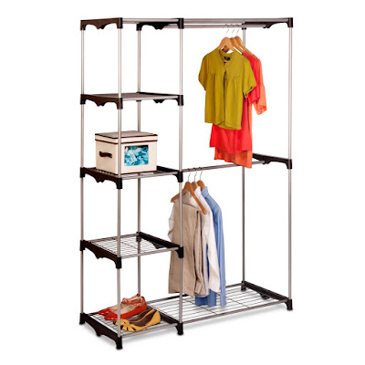 Some options for freestanding closet