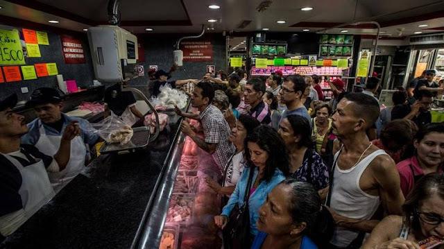 Parlamento: Venezuela cerró el 2017 con inflación de 2,616 % y el PIB cayó un 15 %