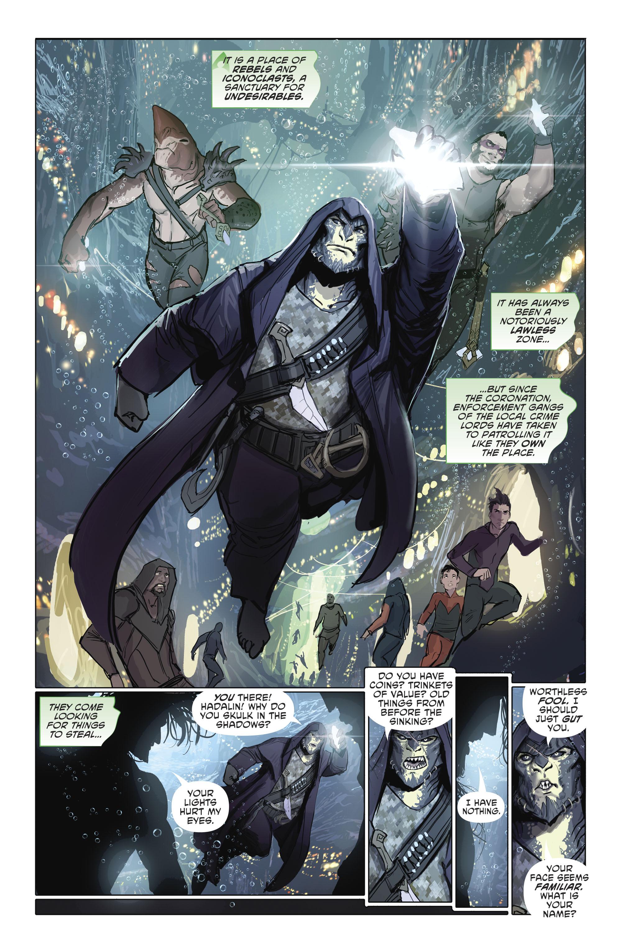 Read online Aquaman (2016) comic -  Issue #25 - 10