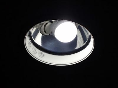 パナソニック LED電球 電球40W形相当 密閉形器具対応 E17口金 昼光色相当(6.4W) 小型電球・斜め取付け専用タイプ LDA6DHE17BHS