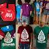 📣 Camiseta FESTA DA AUGA 2017
