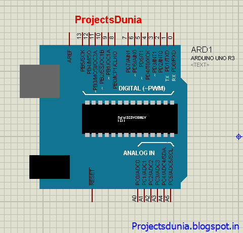 How to Install An Arduino Library For Proteus | PROJECTSDUNIA