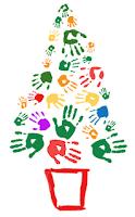 Resultado de imagen de arbol de navidad solidario