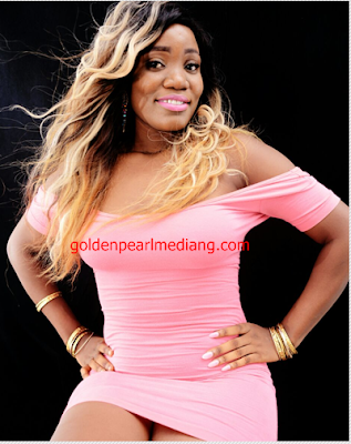 Exclusive photos of Nollywood actress that wants to sleep with Pete Edochie by all means