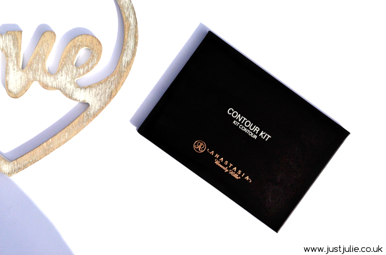 The Contour Edit | Anastasia Beverly Hills Contour Kit Review