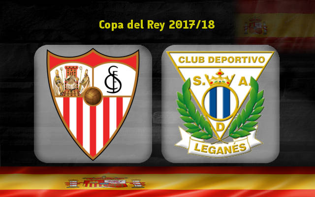 Sevilla vs Leganes Full Match & Highlights 7 February 2018