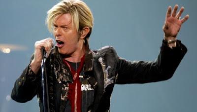 Discreta despedida de David Bowie