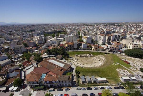 Συνεχίζονται οι εκδηλώσεις «Ελευθέρια» του Δήμου Λαρισαίων