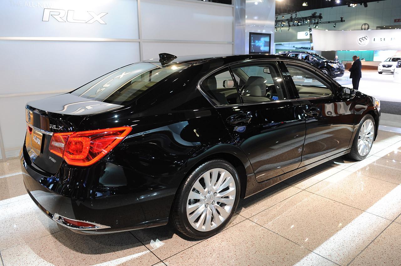 2014 Acura RLX Pricing