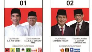 Quick Count Hasil Pemilu Capres/Cawapres di Kabupaten Kepulauan Tanimbar