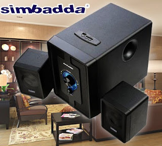 Speaker Simbada CST 5100N