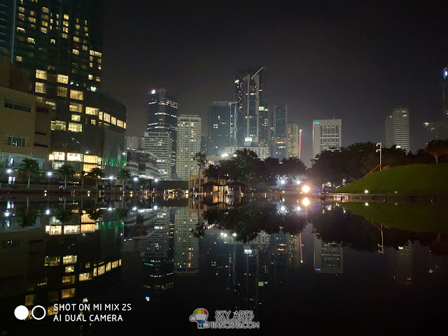 Lowlight photos taken using Xiaomi Mi MIX 2S