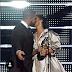 Rihanna and Drake kiss at the 2016 VMAs