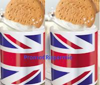 Logo Mc Vitie's e Bennet ti regalano l'esclusiva tazza british