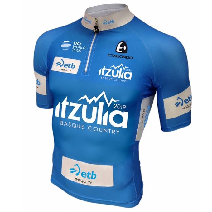 El maillot del Mejor Joven de la Vuelta al País Vasco lo patrocinará EITB