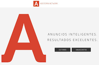 Adsterra - Publicidad Web