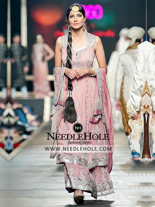 8a58de6ef7 Pakistani Bridal Dresses | Indian Wedding Lehenga | Lehnga Choli Sharara  for Bride | Wedding Gharara: 2015