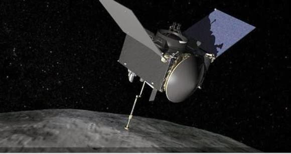 Apunta tu Nombre en el Microchip del Asteroide Bennu