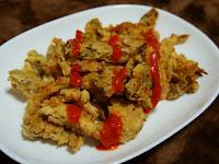 Resep Jamur Crispy Kriuk Tahan Lama