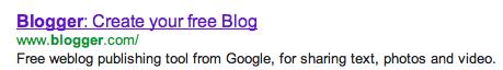 Comment ajouter une description de méta dans Blogger (Blogspot) pour les moteurs de recherche ?