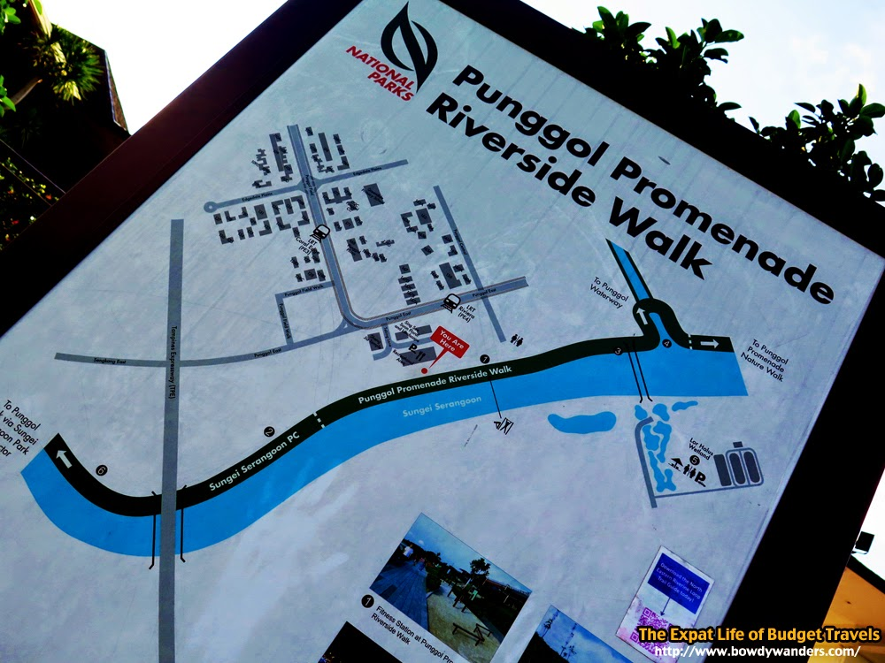 bowdywanders.com Singapore Travel Blog Philippines Photo :: Singapore :: Like a Local: Exploring Punggol Water Way Park in Singapore