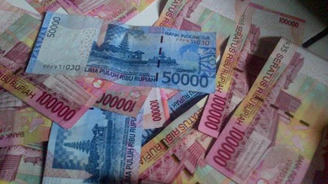 Pantangan Bagi Seorang Pengguna Gendam Uang