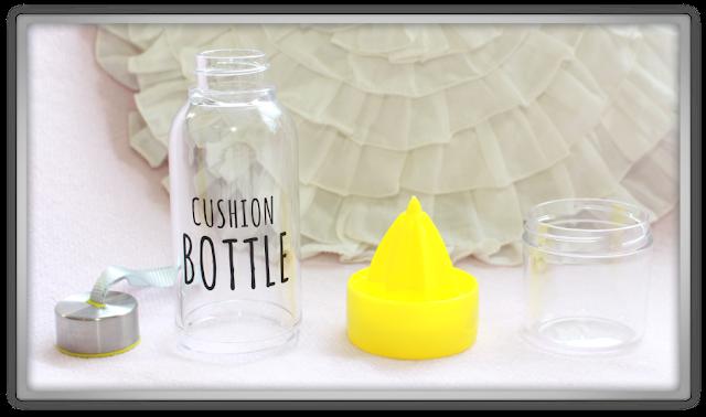 Skinfood Cushion Bottle fruit citrus press summer fresh fruit beauty blog blogger Haul Review testerkorea