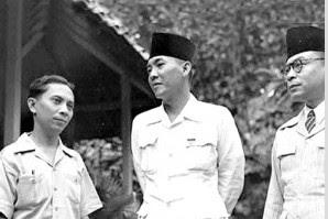 Sutan Sjahrir, Sukarno & Hatta