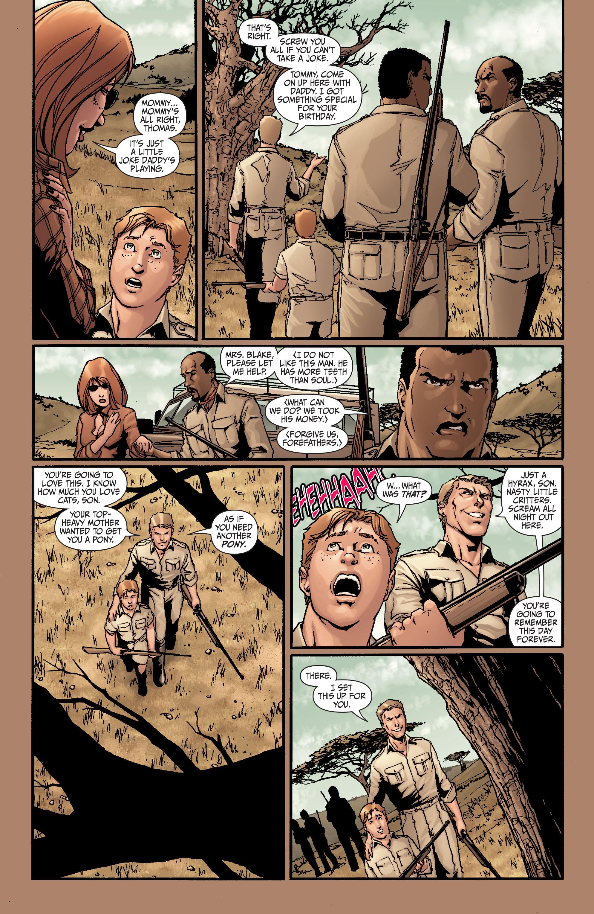 Read online Secret Six (2008) comic -  Issue #21 - 4