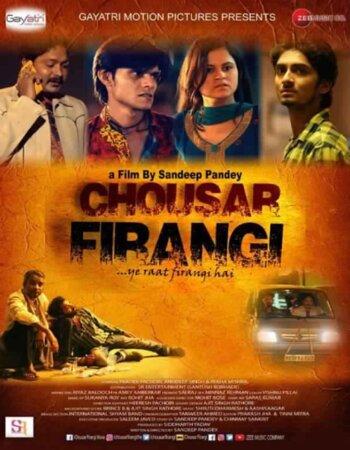 Chousar Firangi (2019) Hindi 480p HDRip x264 300MB Movie Download