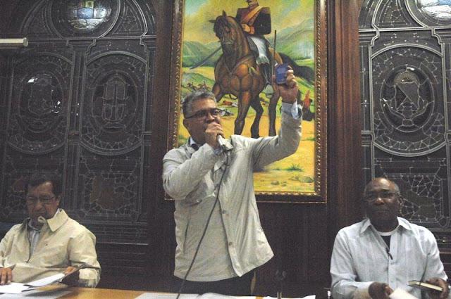 Elías Jaua a la oposición: Vamos a contarnos y que el pueblo venezolano elija sus Constituyentes