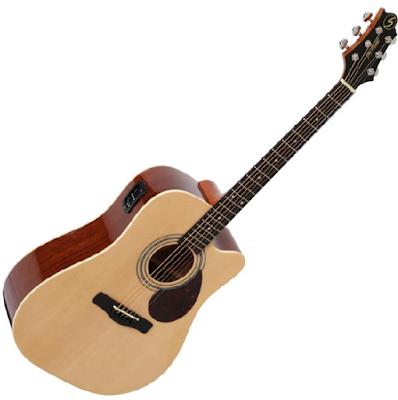 Đàn guitar Samick CN-2CE NAT