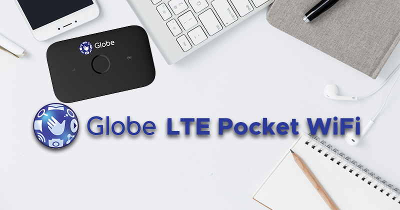 Globe Lte Pocket Wifi Priced At P1295 With Speeds Of Up