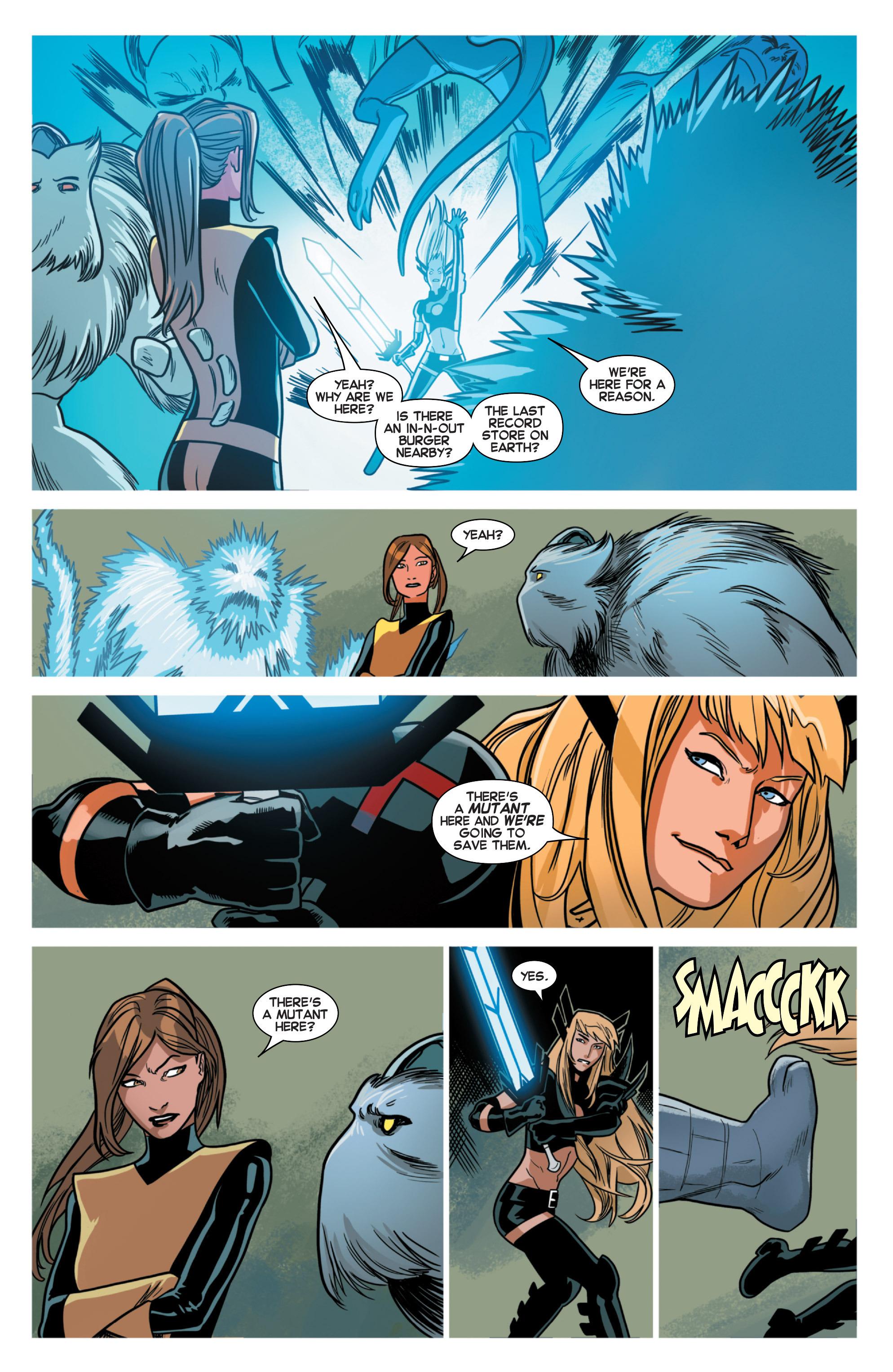 Read online Uncanny X-Men (2013) comic -  Issue #33 - 7