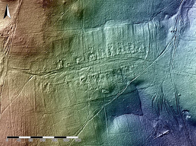 Lost medieval village discovered in Silesia