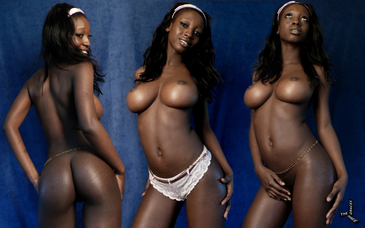 hot nude african goddesses