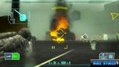 Tom Clancy's Ghost Recon: Advanced Warfighter PPSSPP android