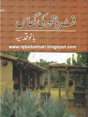 Footpath Ki Ghaas by Bano Qudsia Kay Urdu Afsanay