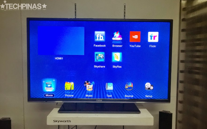 Coocaa Smart LED TV, Lazada Smart LED TV