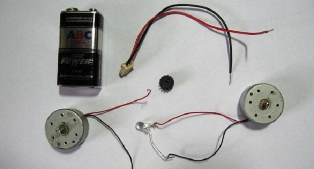 Membuat Lampu LED GILA Experiment sederhana, ala S P C E.com